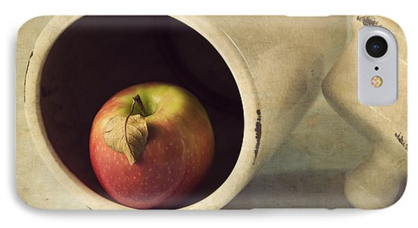 An Apple A Day... IPhone Case by Amy Weiss