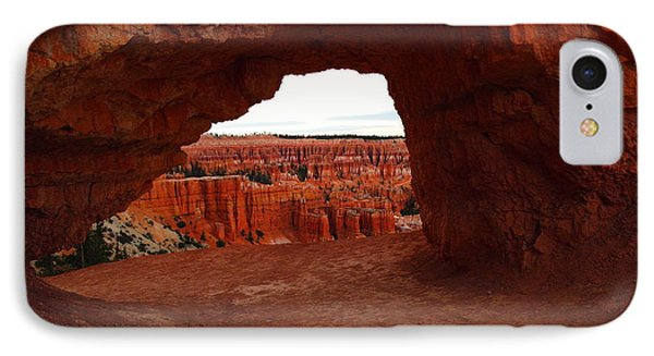 An Arch Foreground The Pillars Phone Case by Jeff Swan
