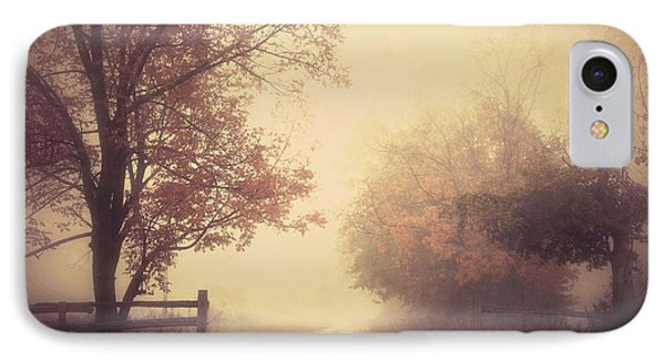 An Autumn Day Forever IPhone Case
