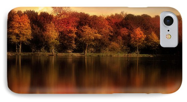 An Autumn Evening IPhone Case