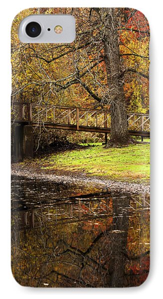 An Autumns Moment Phone Case by Karol Livote