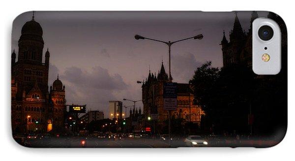 Mumbai IPhone Case by Salman Ravish