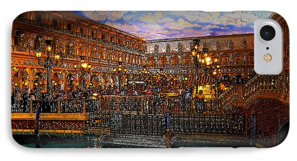 An Evening In Venice Phone Case by David Lee Thompson