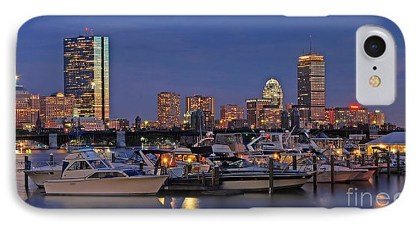 An Evening On The Charles Phone Case by Joann Vitali