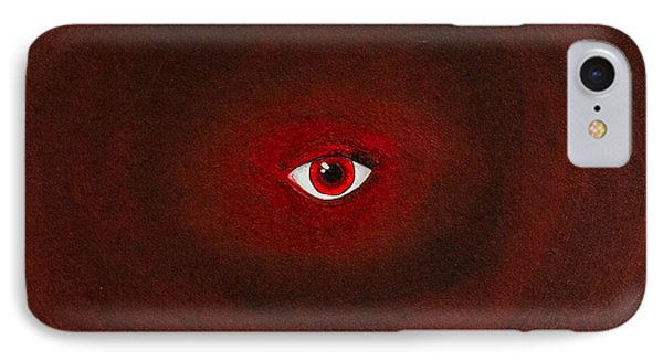 An Eye Is Upon You IPhone Case