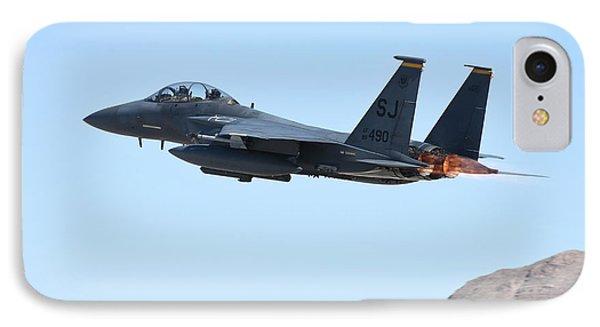 An F-15e Strike Eagle Taking IPhone Case