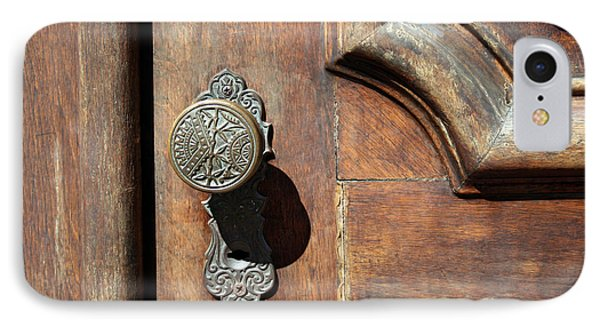 The Old Victorian Chic IPhone Case by Yvonne Wright