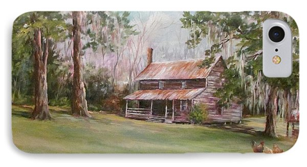 An Old Home Place IPhone Case by Gloria Turner