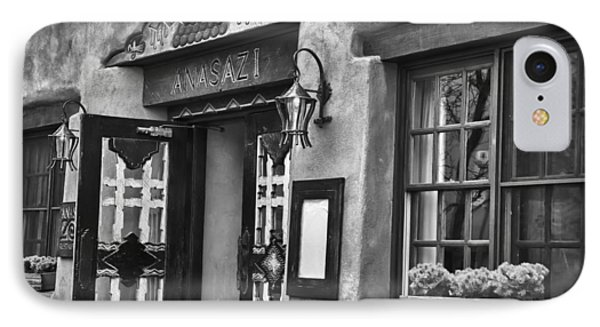 IPhone Case featuring the photograph Anasazi Inn Restaurant by Ron White
