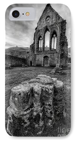 Ancient Abbey Phone Case by Adrian Evans
