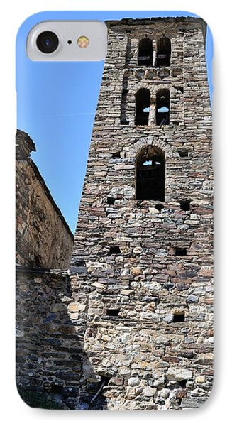 Ancient Church Phone Case by Arnau Ramos Oviedo