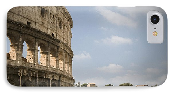 Ancient Colosseum IPhone Case by Jeremy Voisey