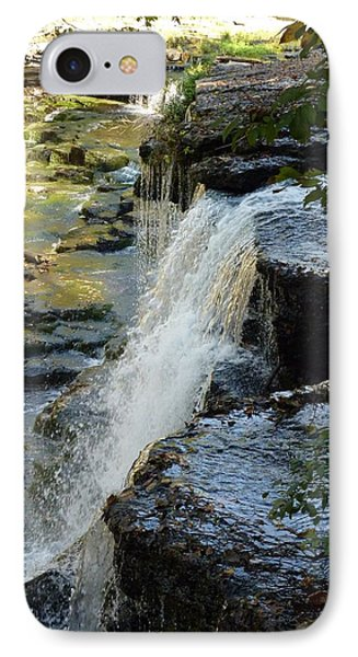 Ancient Erosion IPhone Case by Ron Hayes