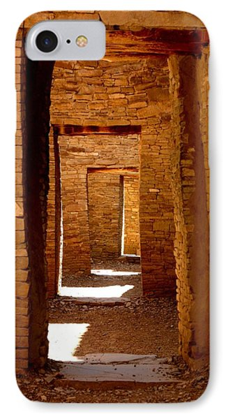 Ancient Galleries IPhone Case by Joe Kozlowski