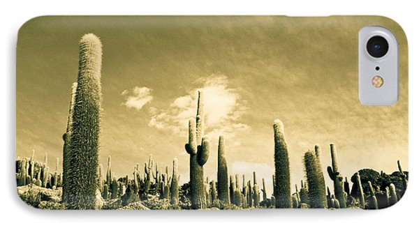 IPhone Case featuring the photograph Ancient Giants by Lana Enderle