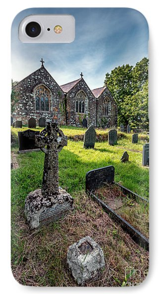 Ancient Graveyard   IPhone Case