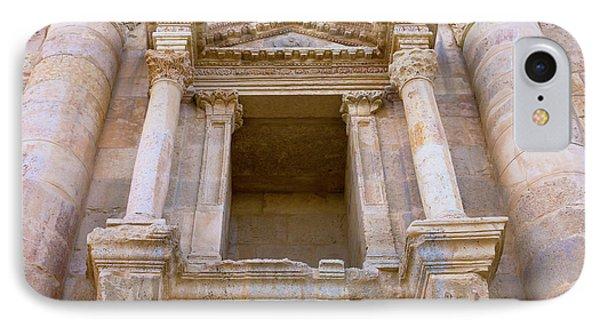 Ancient Jerash Gate, Amman, Jordan IPhone Case