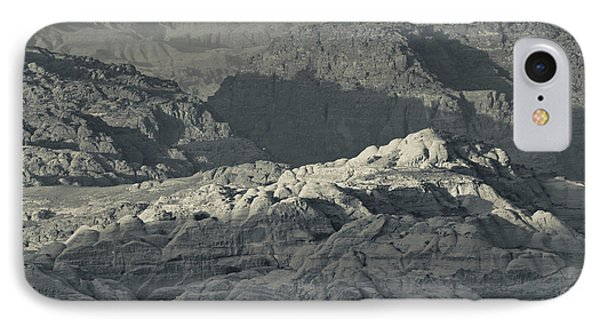 Ancient Nabatean City Of Petra IPhone Case