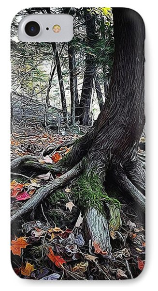 Ancient Root Phone Case by Natasha Marco