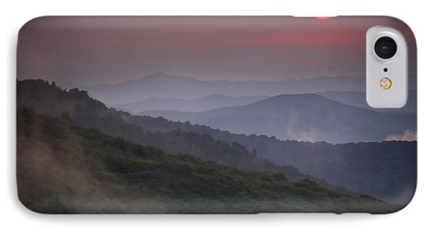 Ancient Smokies IPhone Case