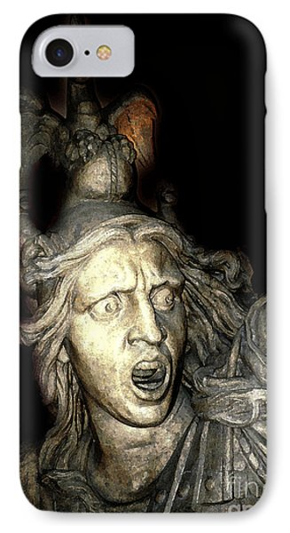 Ancient Soldier Phone Case by Patricia Januszkiewicz