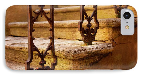 Ancient Steps IPhone Case by Brian Jannsen