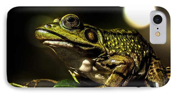 And This Frog Can Sing IPhone Case