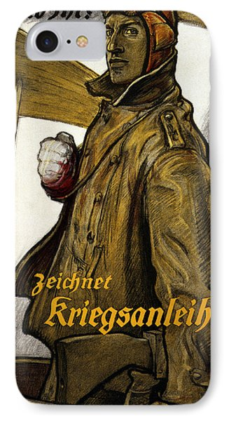 And You?, 1917 IPhone Case by