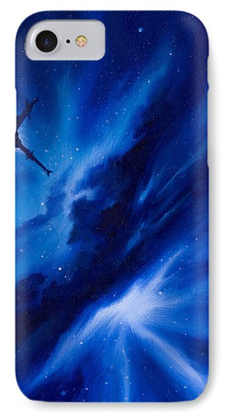 Andreas Nebula Phone Case by James Christopher Hill