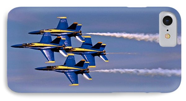 Andrews J B Air Show 11 IPhone Case by Ricardo J Ruiz de Porras