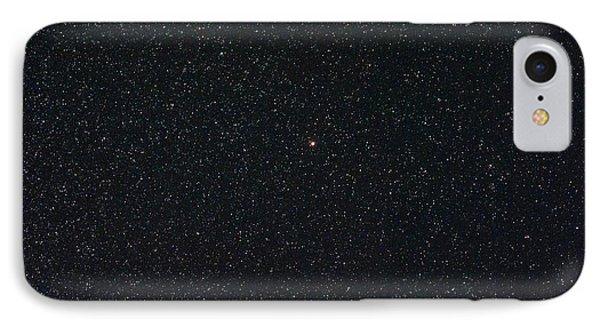 Andromeda And Triangulum Galaxies IPhone Case by Babak Tafreshi