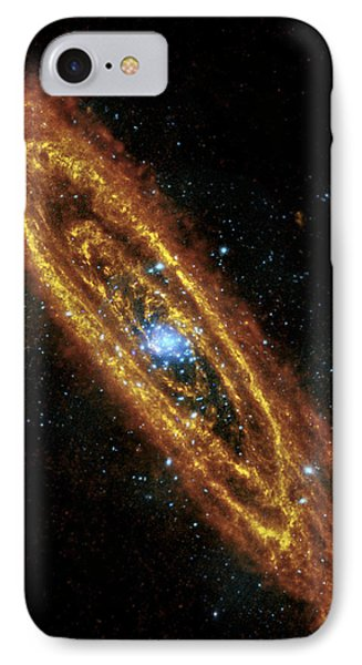 Andromeda Galaxy IPhone Case by Adam Romanowicz
