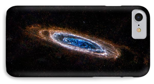 Andromeda Galaxy Phone Case by Movie Poster Prints