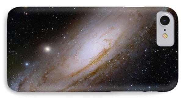 Andromeda Galaxy IPhone Case by Robert Gendler