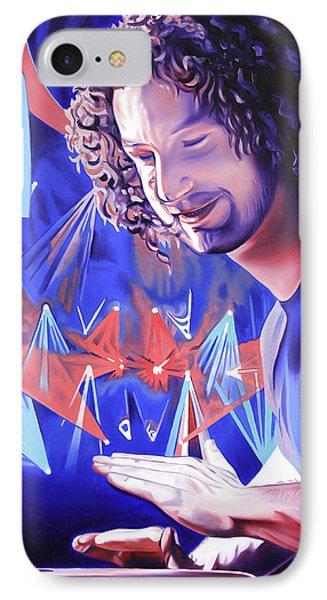 Andy Farag  Phone Case by Joshua Morton