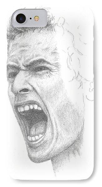 Andy Murray Sketch Phone Case by Conor O'Brien