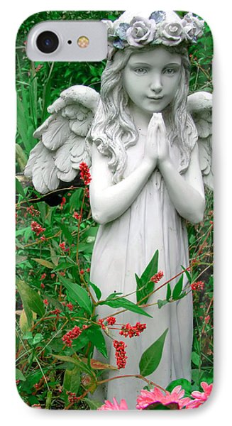 Angel IPhone Case by Aimee L Maher Photography and Art Visit ALMGallerydotcom