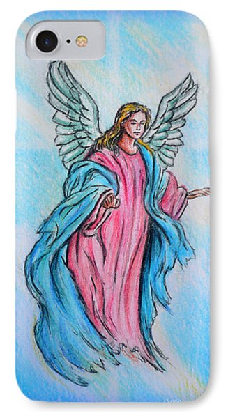 Angel IPhone Case by Andrew Read