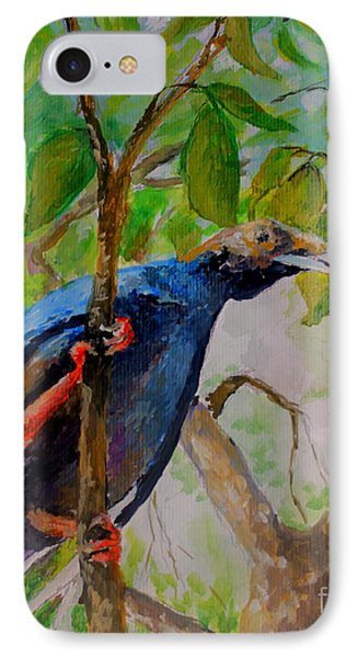 Angel Bird Of  North Moluccas Phone Case by Jason Sentuf