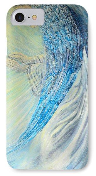 Angel Divine IPhone Case by Caroline Street