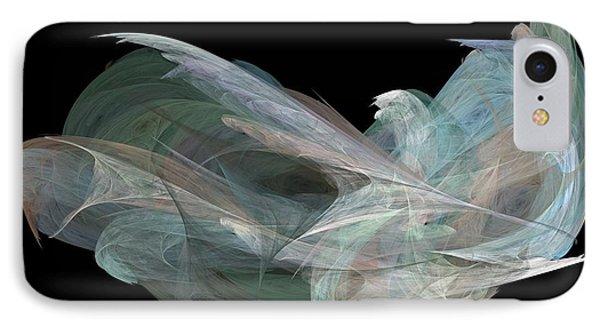 Angel Dove IPhone Case