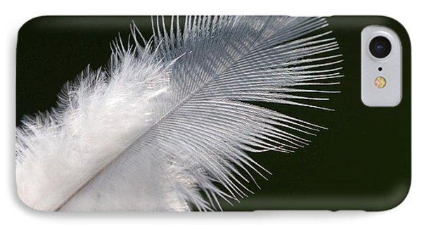 Angel Feather Phone Case by Carol Lynch