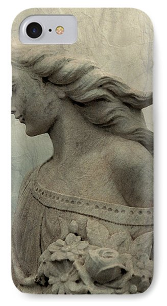 Angel Hair IPhone Case by Gothicrow Images
