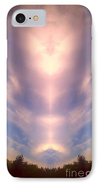Angel Heart IPhone Case