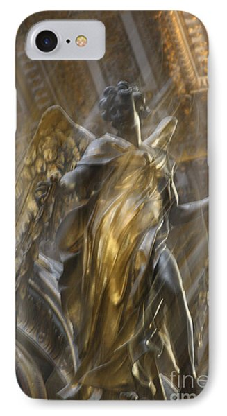 Angel In Motion IPhone Case