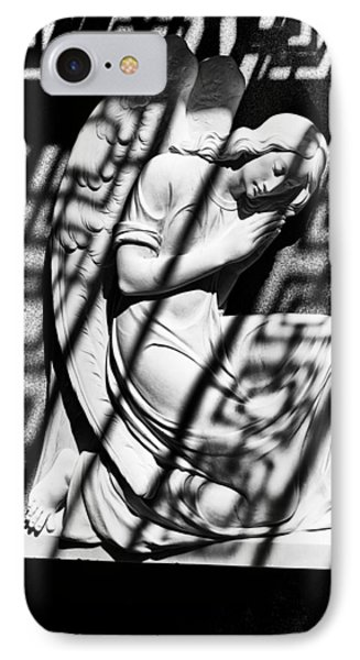 Angel In The Shadows 2 IPhone Case by Swank Photography