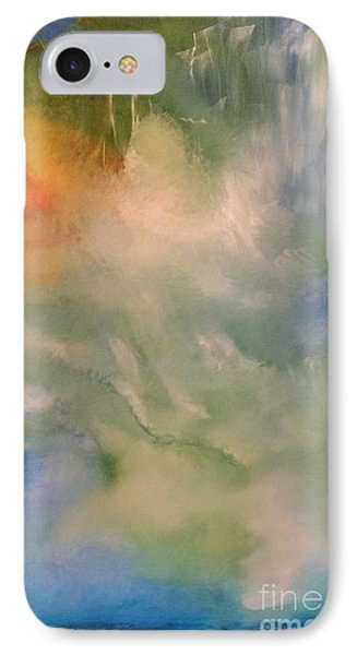 Angel Phone Case by Jane Ubell-Meyer