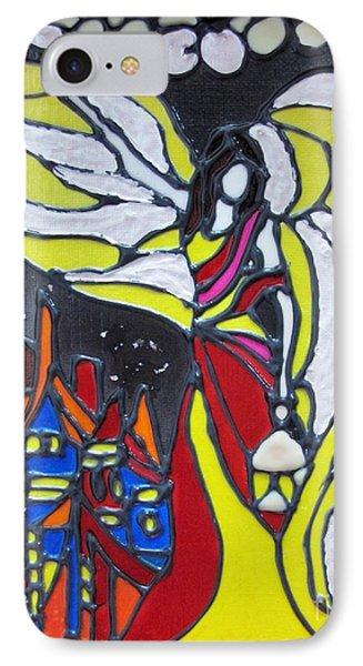 Angel Of Light IPhone Case