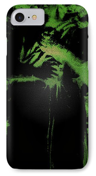 Angel Of The Forest IPhone Case by Lisa Brandel
