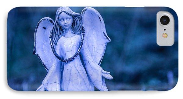 Angel Of The Rain IPhone Case
